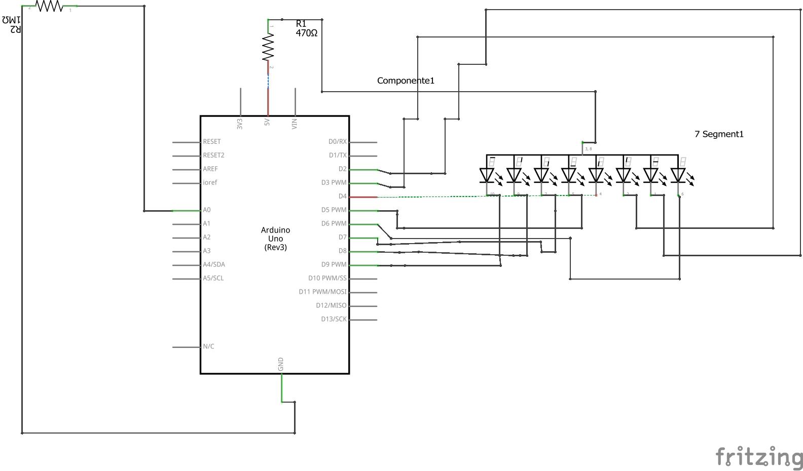 Schemi Elettrici Arduino : Prepariamoci a realizzare un rilevatore di campi elettrici con
